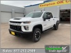 2020 Chevrolet Silverado 2500HD Custom Crew Cab Standard Bed 4WD for Sale in Safford, AZ
