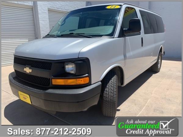 2014 Chevrolet Express LS