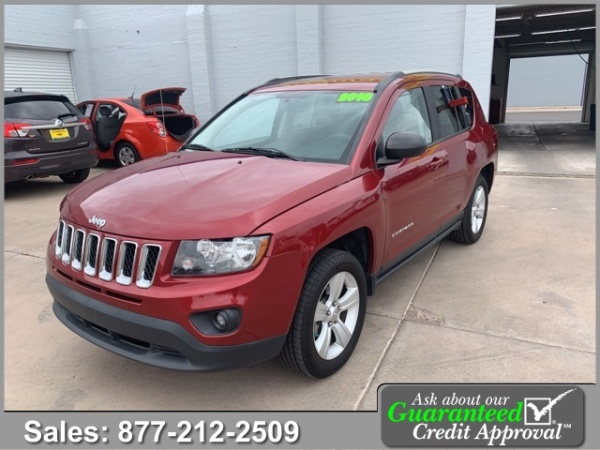 2016 Jeep Compass in Safford, AZ