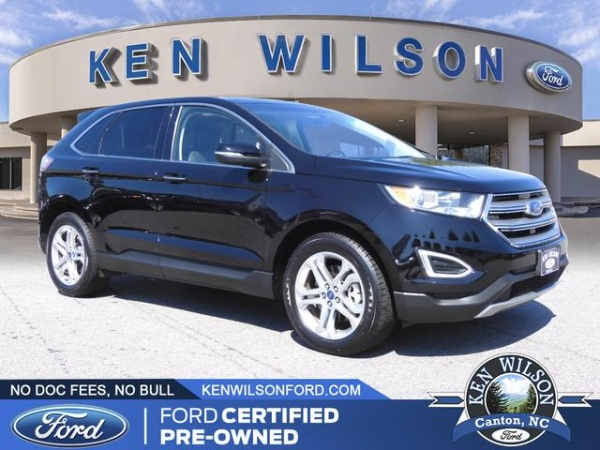 2018 Ford Edge in Canton, NC