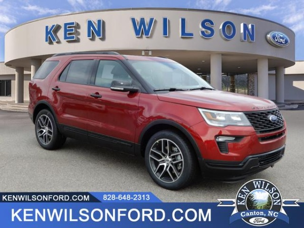 2019 Ford Explorer in Canton, NC
