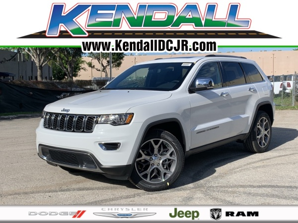 2020 Jeep Grand Cherokee in Miami, FL