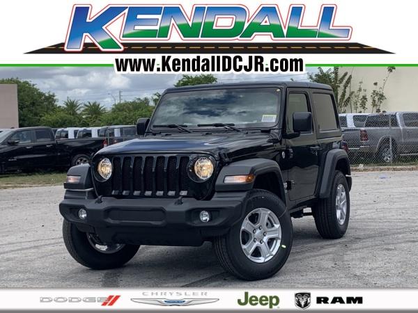 2020 Jeep Wrangler in Miami, FL