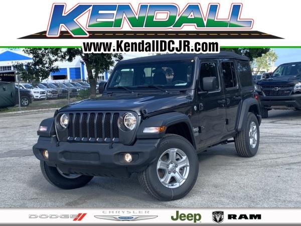 2019 Jeep Wrangler in Miami, FL