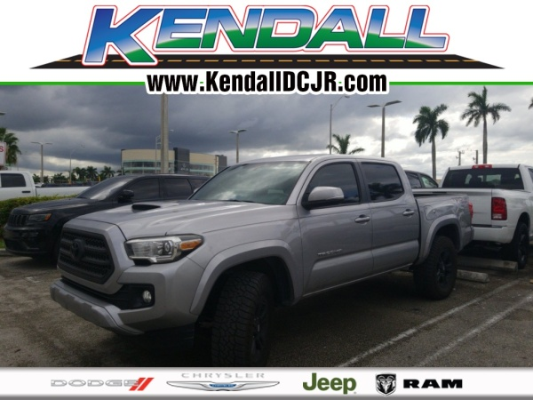 2016 Toyota Tacoma in Miami, FL