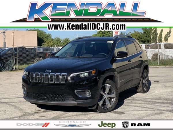 2020 Jeep Cherokee in Miami, FL