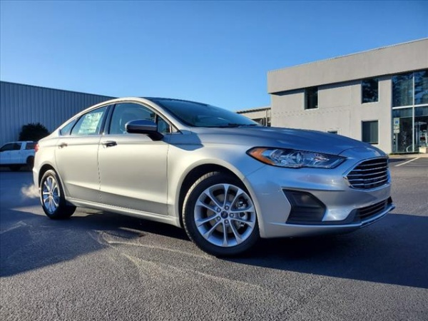 2020 Ford Fusion in Kenly, NC