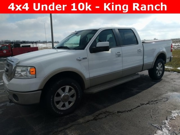 2008 Ford F-150 in Silver Lake, IN