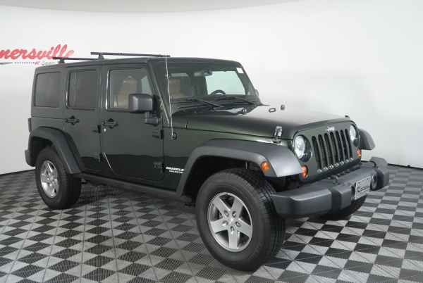 2012 Jeep Wrangler in Kernersville, NC