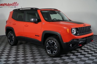 Jeep Renegade Trailhawk For Sale >> Used Jeep Renegades For Sale Truecar
