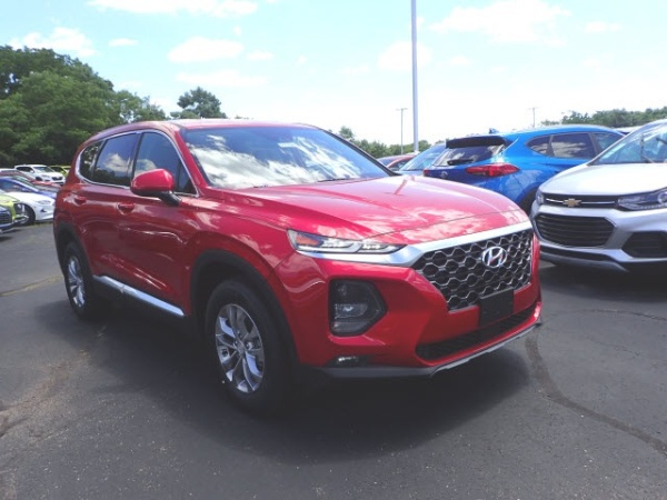 2020 Hyundai Santa Fe in Alexandria, KY
