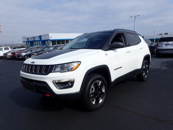 2018 Jeep Compass in Alexandria, KY