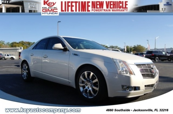 2008 Cadillac CTS in Jacksonville, FL
