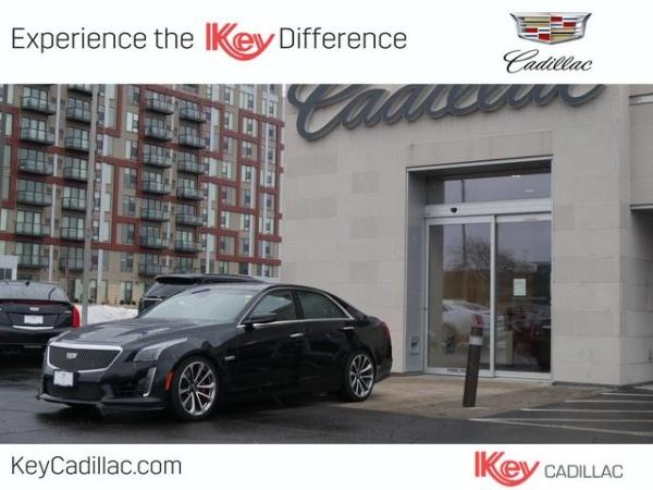 2017 Cadillac CTS-V in Edina, MN