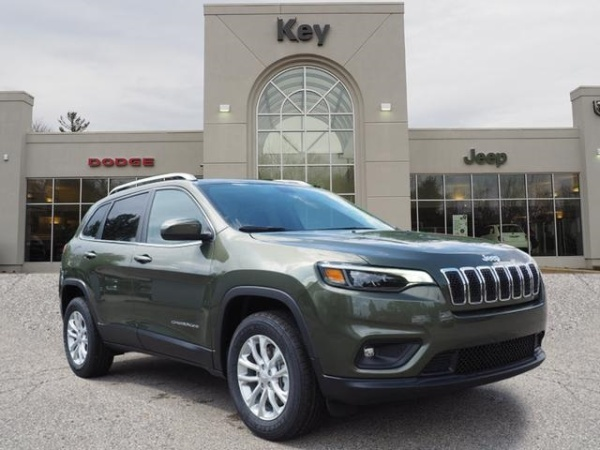 2019 Jeep Cherokee in Xenia, OH