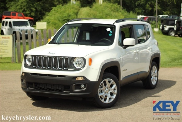 2018 Jeep Renegade in Xenia, OH