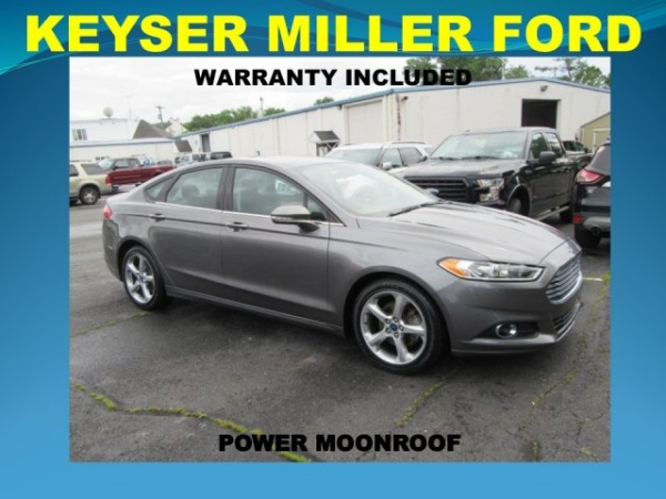 2013 Ford Fusion in Collegeville, PA