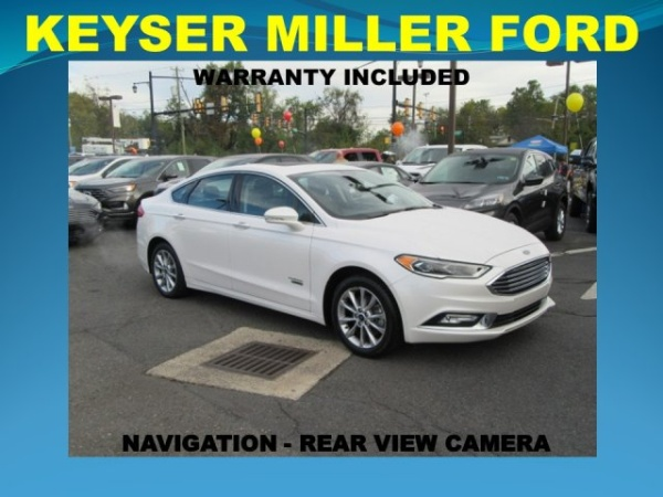 2017 Ford Fusion in Collegeville, PA