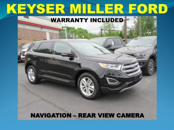 2017 Ford Edge in Collegeville, PA