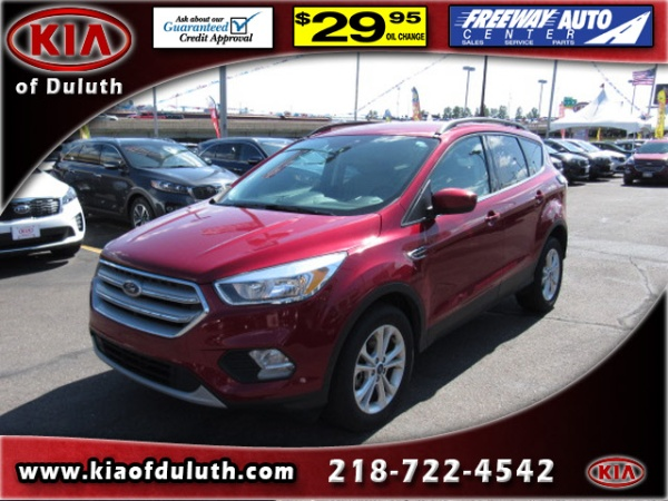 2018 Ford Escape in Duluth, MN