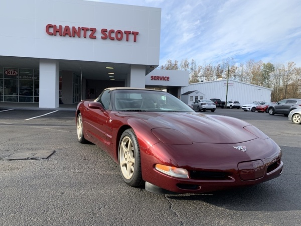 2003 Chevrolet Corvette in Kingsport, TN
