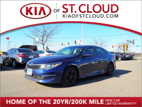 2017 Kia Optima in Waite Park, MN