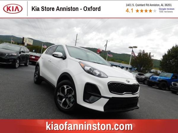 2020 Kia Sportage in Anniston, AL