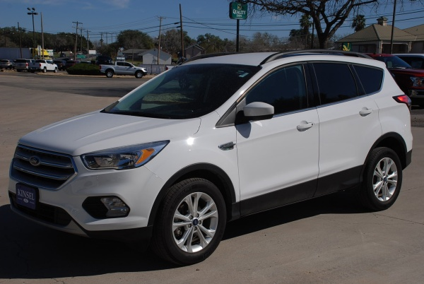 2018 Ford Escape in Three Rivers, TX