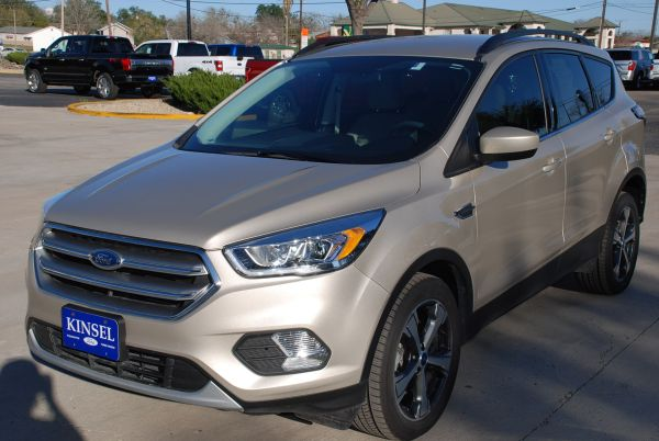 2017 Ford Escape in Three Rivers, TX