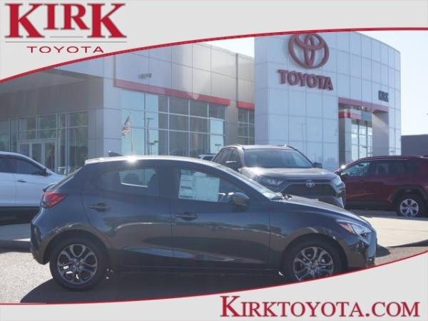 2020 Toyota Yaris in Grenada, MS