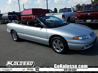 used chrysler sebring for sale search 298 used sebring listings 2006 Chrysler Sebring Touring 2000 chrysler sebring jxi convertible for sale in appleton wi