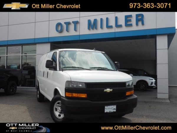 2018 Chevrolet Express Cargo Van in West Caldwell, NJ