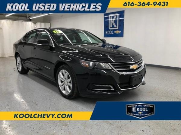 2018 Chevrolet Impala in Grand Rapids, MI