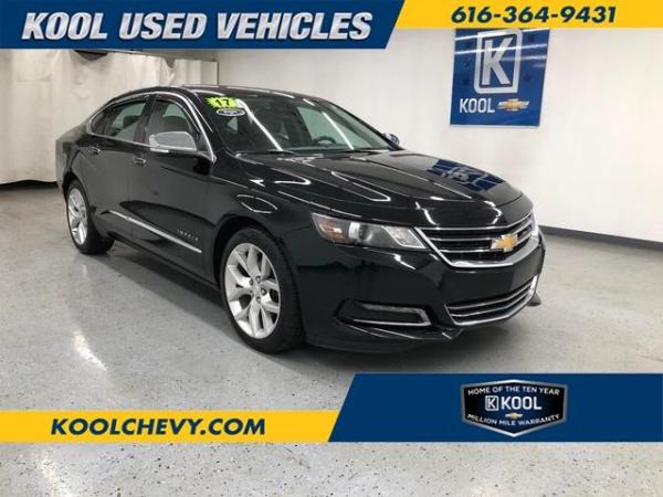 2019 Chevrolet Impala in Grand Rapids, MI