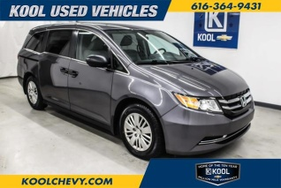 Used 2015 Honda Odyssey LX For Sale In Grand Rapids, MI