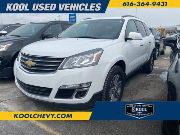 2017 Chevrolet Traverse in Grand Rapids, MI