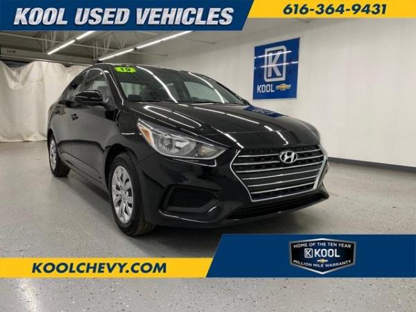 2019 Hyundai Accent in Grand Rapids, MI