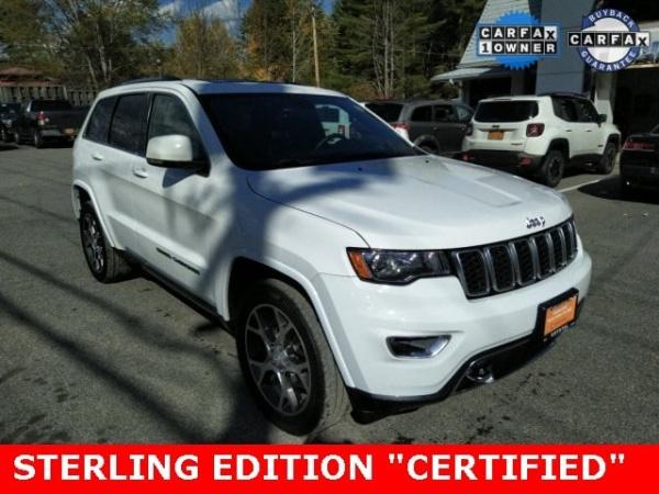 2018 Jeep Grand Cherokee in Warrensburg, NY