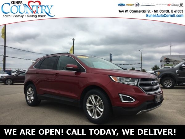 2016 Ford Edge in Mount Carroll, IL