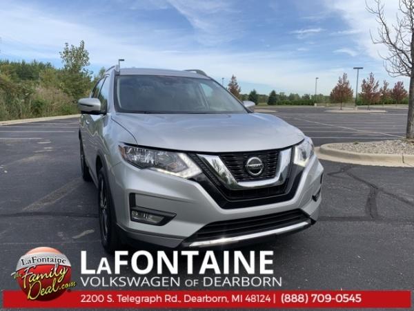 2018 Nissan Rogue in Dearborn, MI