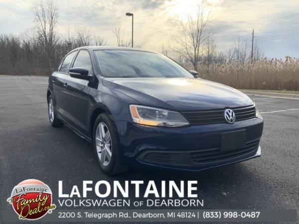 2012 Volkswagen Jetta in Dearborn, MI