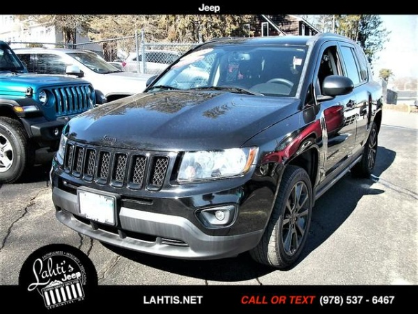 2015 Jeep Compass in Leominster, MA