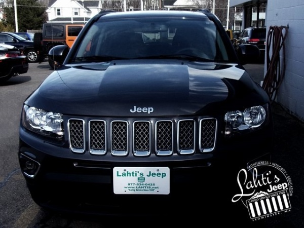 2016 Jeep Compass High Altitude Edition 4wd For Sale In Leominster