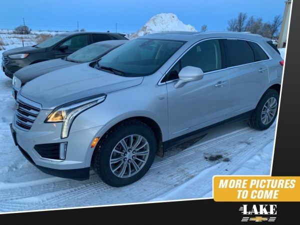 2017 Cadillac XT5 in Devils Lake, ND