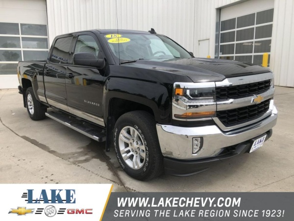 2018 Chevrolet Silverado 1500 in Devils Lake, ND