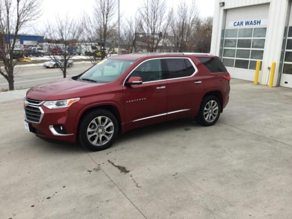 2018 Chevrolet Traverse in Devils Lake, ND