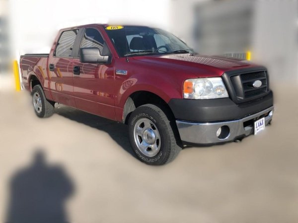 2008 Ford F-150 in Devils Lake, ND