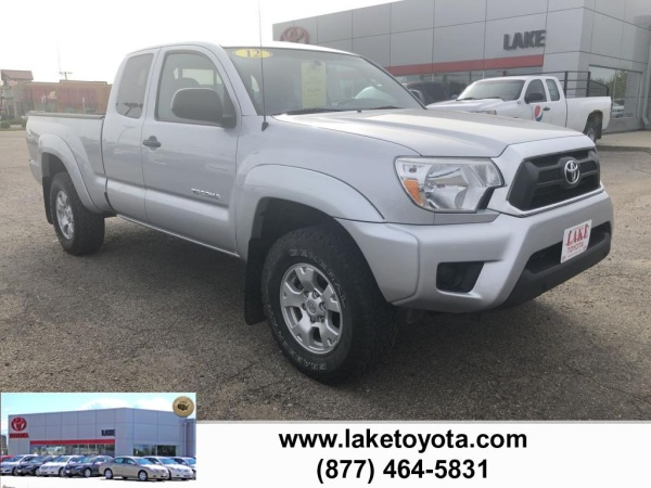 2012 Toyota Tacoma in Devils Lake, ND
