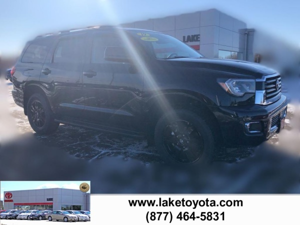 2019 Toyota Sequoia in Devils Lake, ND