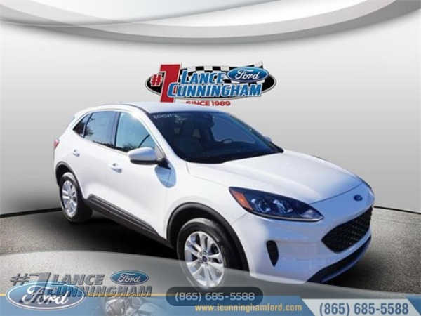 2020 Ford Escape in Knoxville, TN